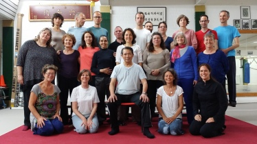 workshop master Lam 2015 - Cosima Scheuten - Chi Kung Amsterdam.com