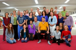 2016 workshop met master Lam