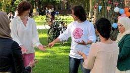 Cosima Scheuten | Chi Kung | Qi Gong | Amsterdam