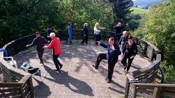 Chi Kung retraite / vakantie Duitsland Savita