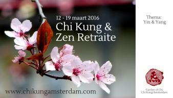 Chi Kung (Qi Gong) & Zen meditatie retraite in Duitsland,