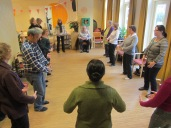 Chi Kung (Qi Gong) les voor 55+, senioren, ouderen, Cosima Scheuten