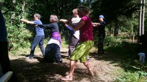 Tai Chi & Chi Kung week Cosima Scheuten