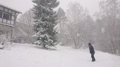 DSC_8515 michel in de sneeuw